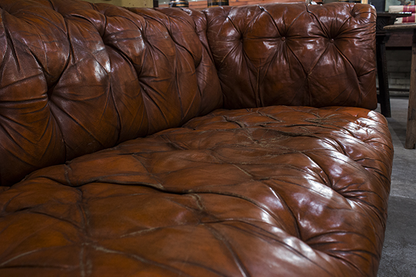Luxurious Leather Chesterfield Sofas