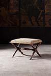 english x frame stool