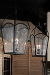 italian arched top lantern