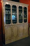 english painted cupboard