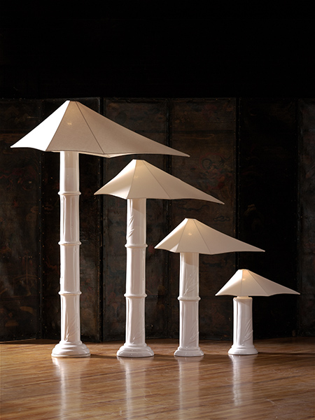 french floor lamps