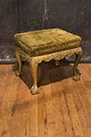 english george i style stool