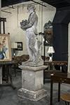 portland stone statue from dorsett