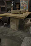 english stone table