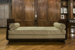 french macassar wood day bed