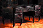 mazarin pedestal desk from rouen france