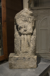 stone figure from glouerstur cathedral