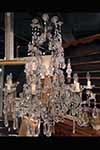 italian beaded crystal chandelier