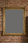 english giltwood frame