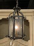 french lantern chandelier