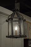 french lantern chandelier
