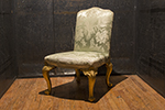 english giltwood chair