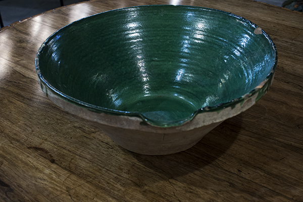 french green bowl