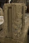 english stone carving