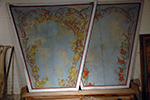 french hand painted carousel panels