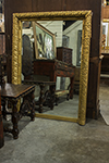william iv giltwood mirror scotland