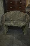 english stone bench