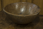 spanish holm oak bowls