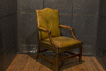 english leather gainsborough chair