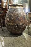 large olive pot