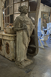 italian stone figure